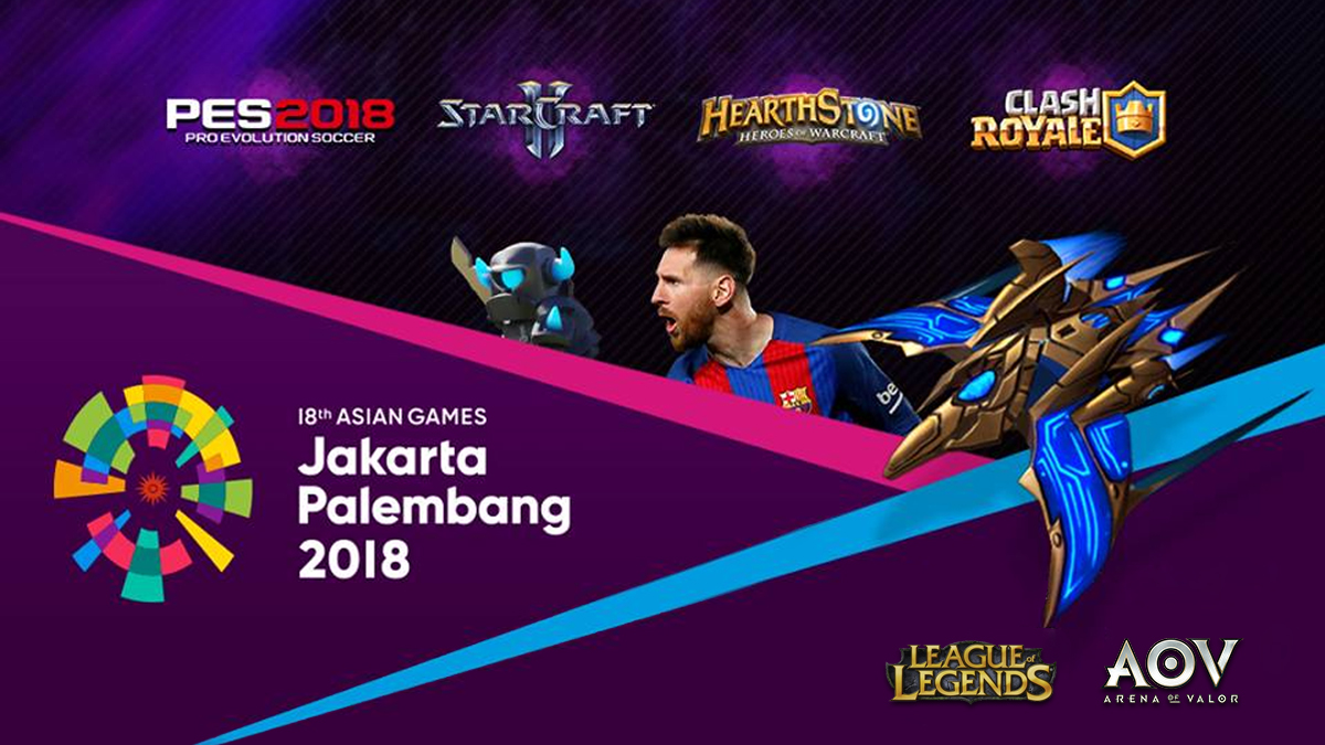 Players Can Now Register For The 2018 Asian Games Malaysian Open Qualifiers - Asian Games 2018 Qualification