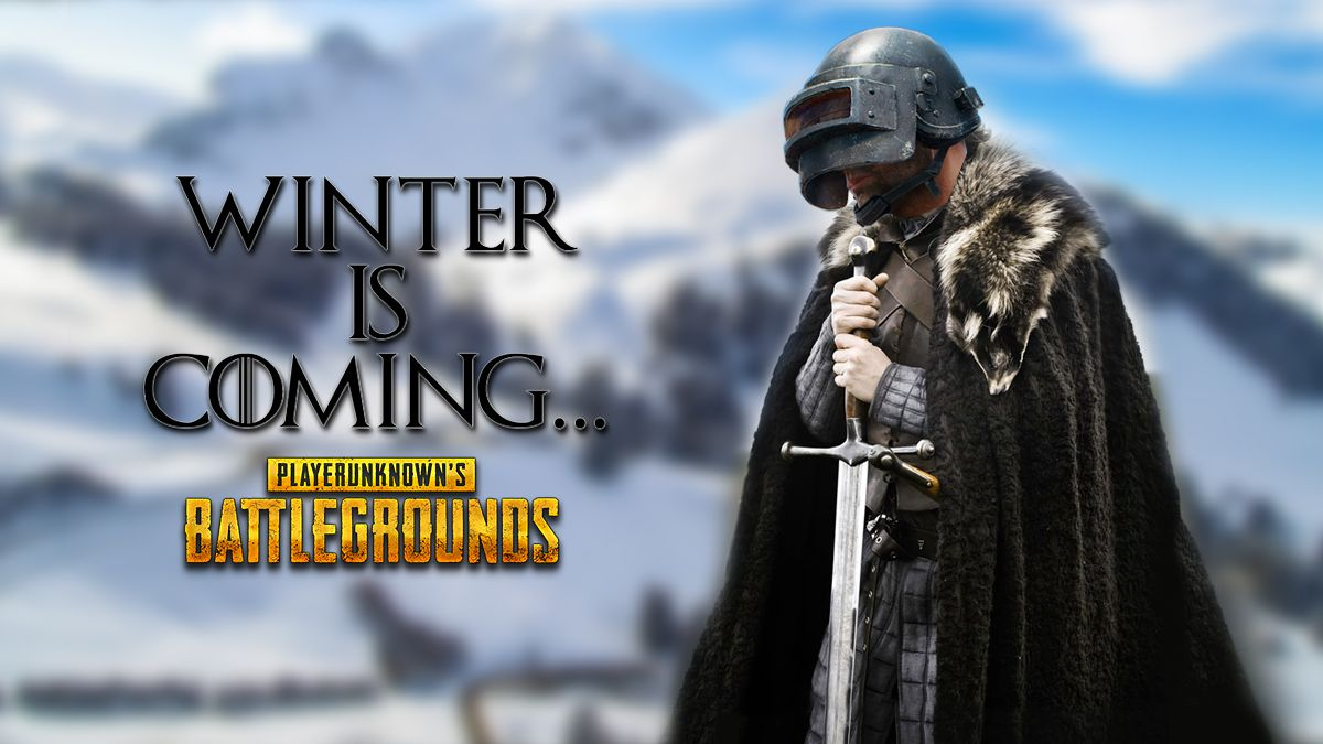 winter is coming to pubg as a new map along with other. Black Bedroom Furniture Sets. Home Design Ideas