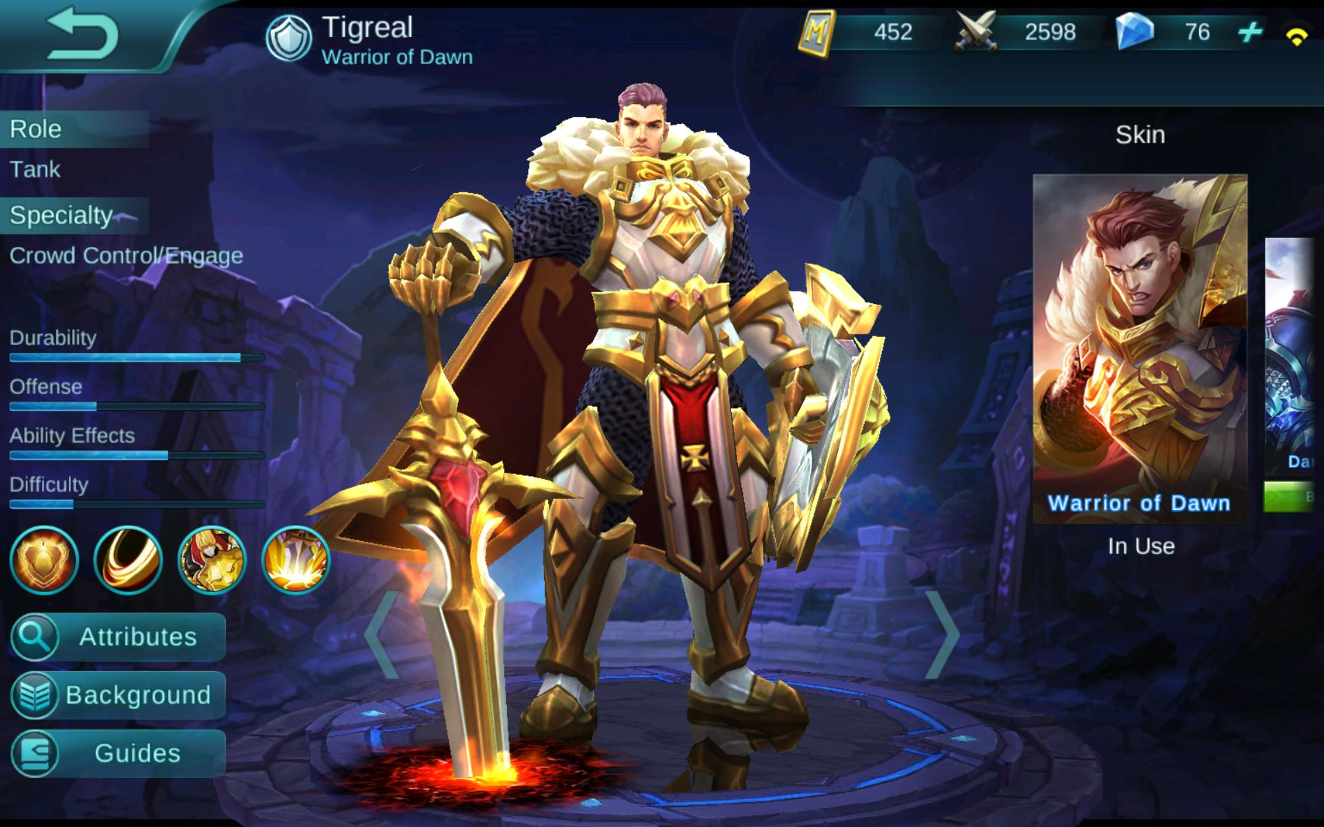 Here S 6 The Best Fighters In Mobile Legends That You Can