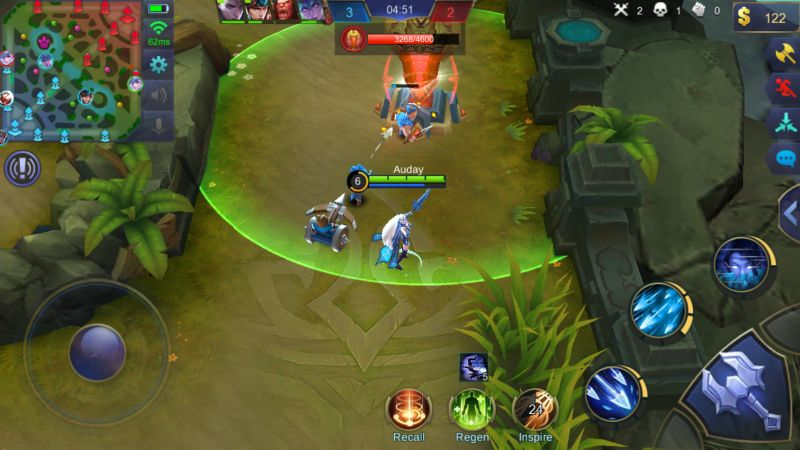Miya Push Strategy: An Easy Way To Epic Rank In Mobile