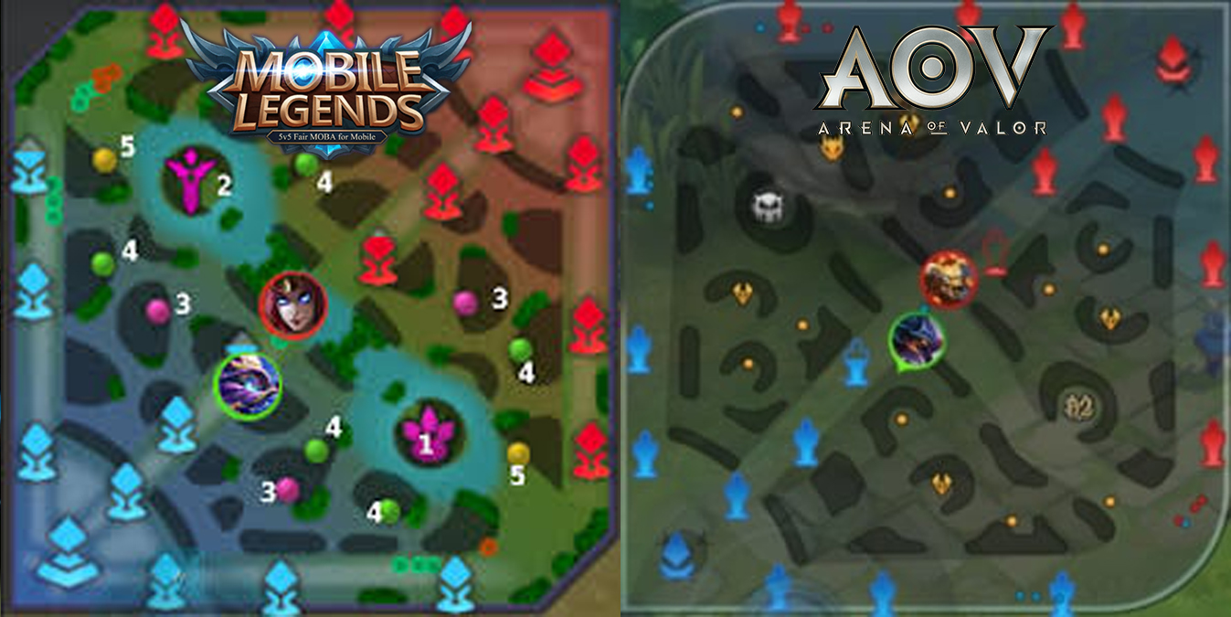 Switching Between AOV And MLBB: Learn The Similarities And